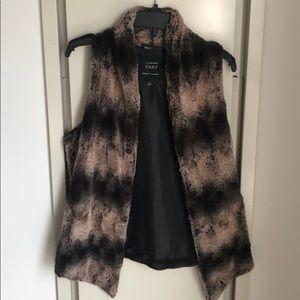 Colored vest